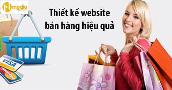 7 yếu tố thiết lập nên một website bán hàng hấp dẫn