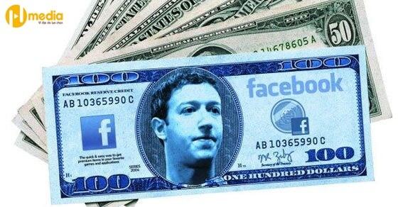 Kiếm tiền từ Facebook không hề khó
