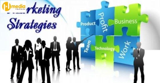 Các dịch vụ Marketing Online tại cty truyền thông Hmedia