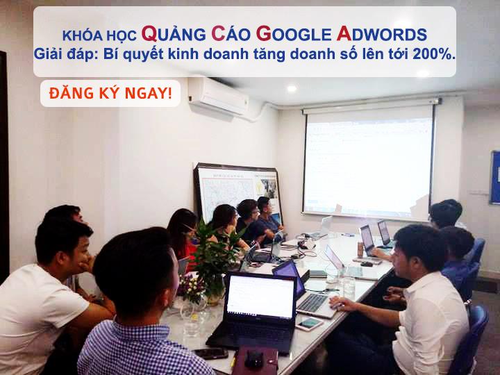 Quảng cáo Google Adwords cơ bản