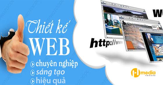 Thiết kế website hãy liên hệ đơn vị uy tín