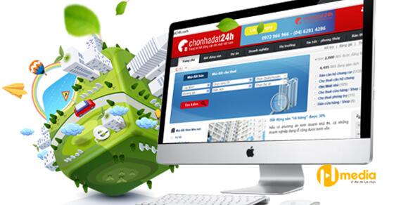 Thiết kế Website bất động sản cần chú ý những gì?