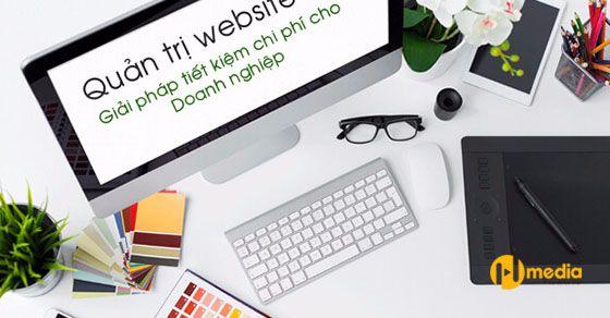 Dịch vụ quản trị website chuyên nghiệp tại Hà Nội